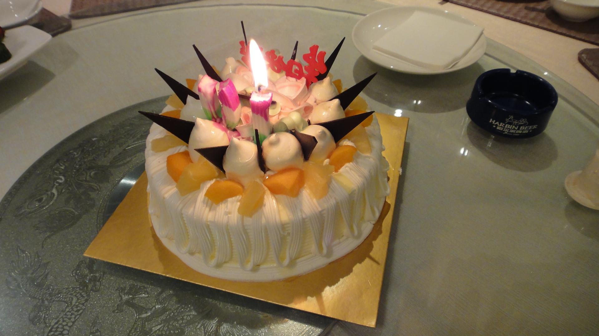 生日蛋糕(上海)
